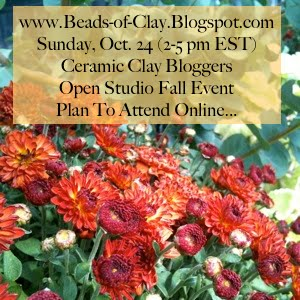 Beads of Clay event poster