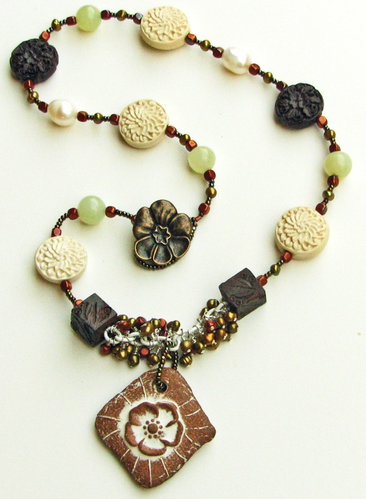Linda Landig's Michael's Challenge Necklace