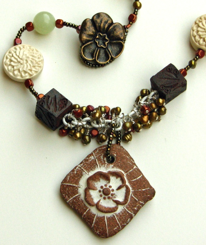 Lorelei's Reader Challenge Necklace