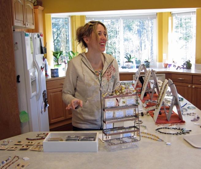 Artisan ewelry open house