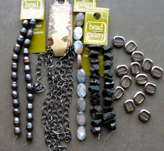 Bead selection for the Michaels Bead challenge