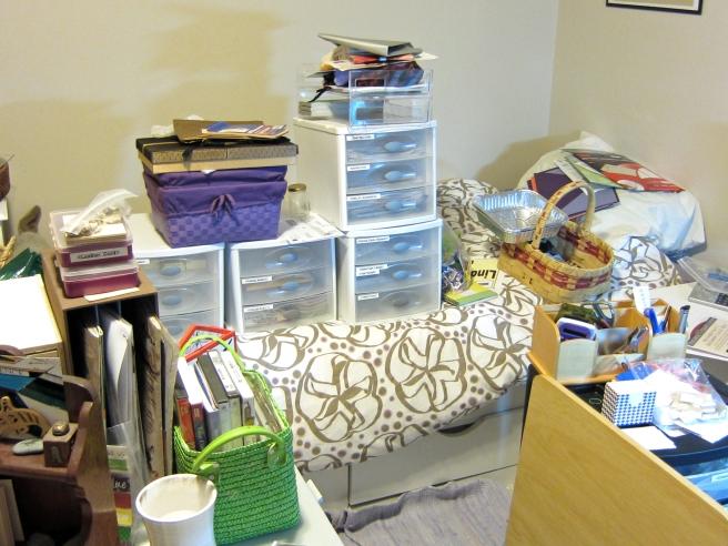 Studio reorganization