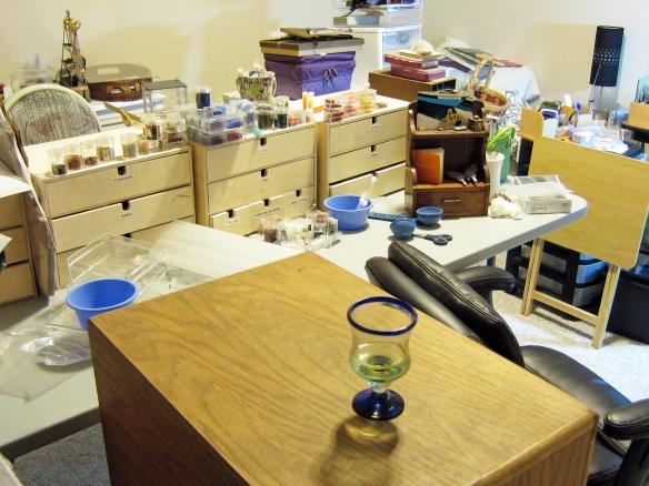 bead studio reorganization