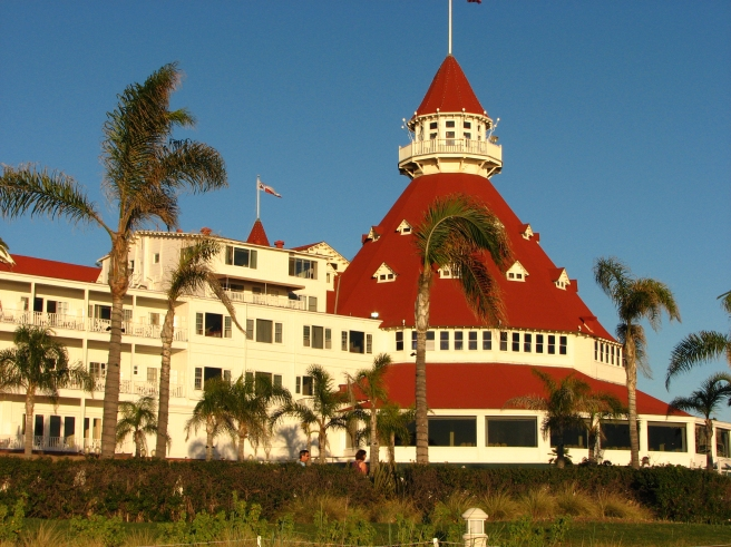 Hotel at Coronado, San Diego