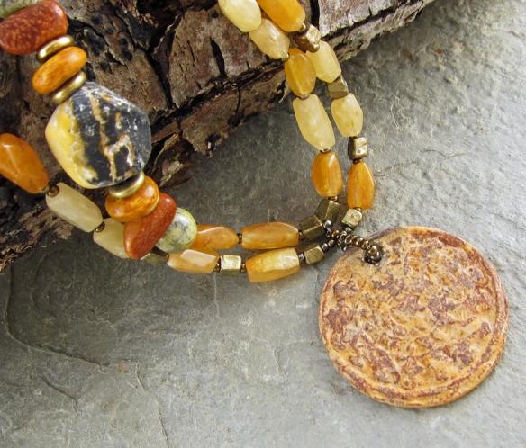 Shipwreck pendant from Chinook Jewelry