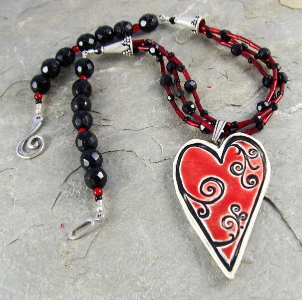 Tango Tonight necklace
