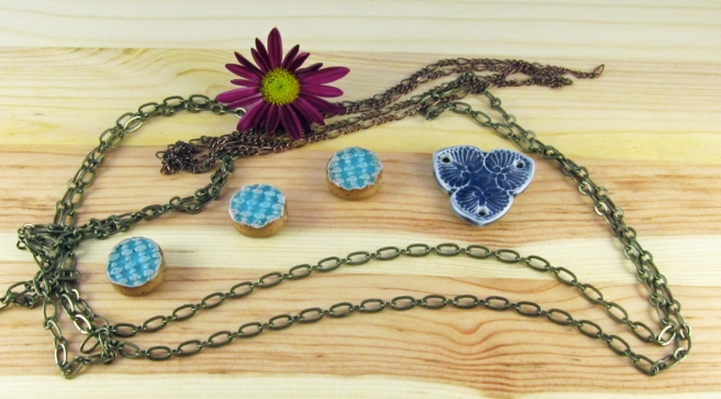 ceramic beads from Summers Studio