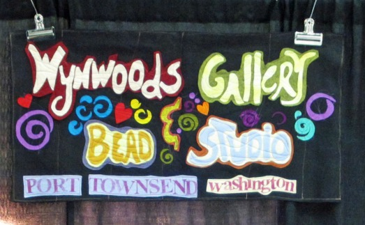 wynwoods booth at the bead festival