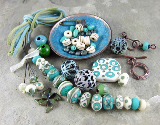 bead goodies from Nancy Boylan