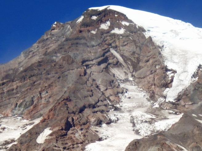 Mt. Rainier, partial view