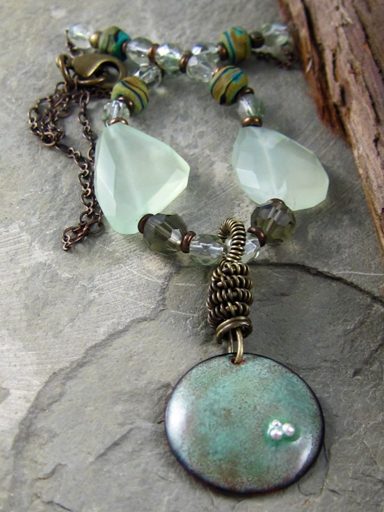 Minty Sweet Necklace