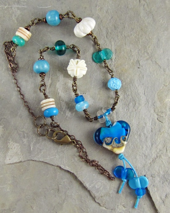 Sea Love Necklace