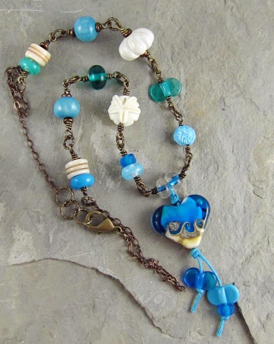 Sea Love Necklace