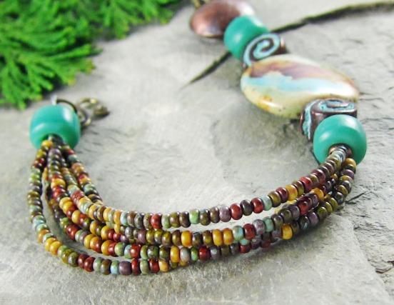 Forest Lodge Bracelet