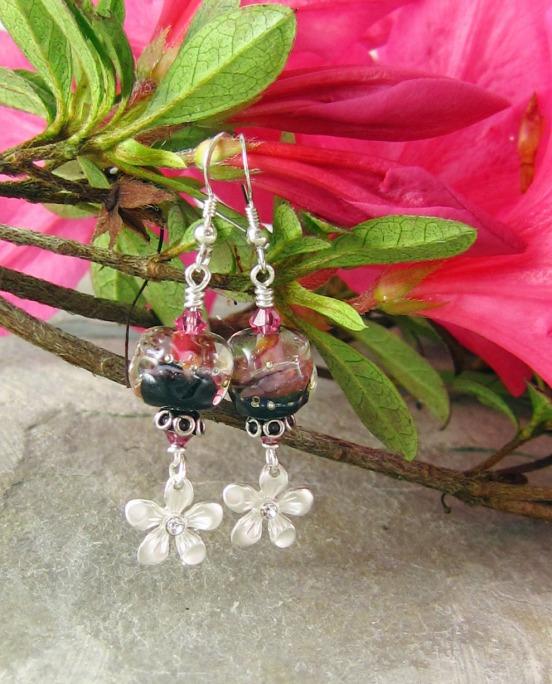 My Garden Earrings