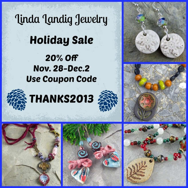 20% Off Sale - Thanksgiving through Cyber Monday