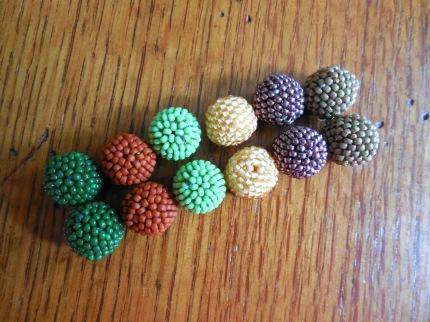 beadwork by KAS