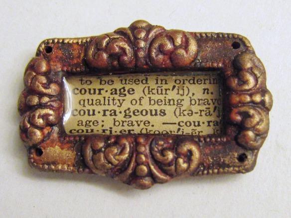 jewelry pendant by Jenny Davies-Reazor