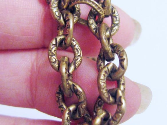 antique jewelry chain