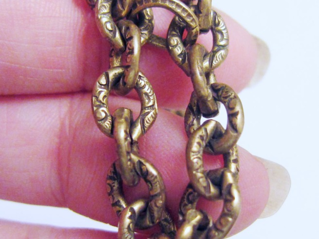 antique jewelry chain