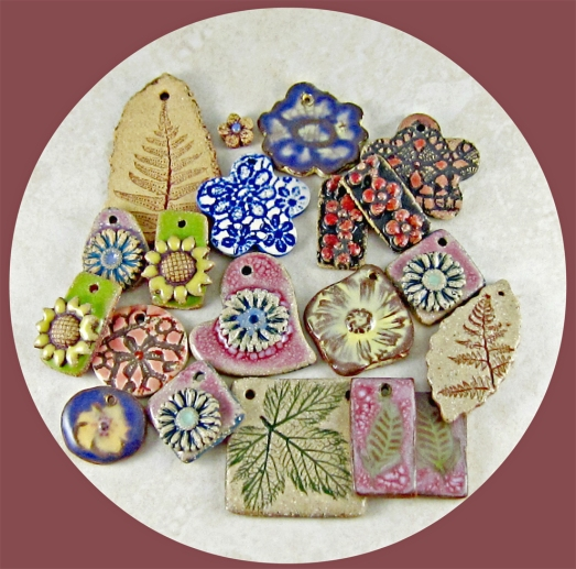 ceramic jewelry components giveaway