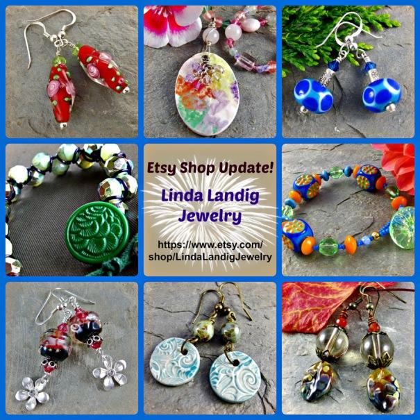 Linda Landig Jewelry on Etsy