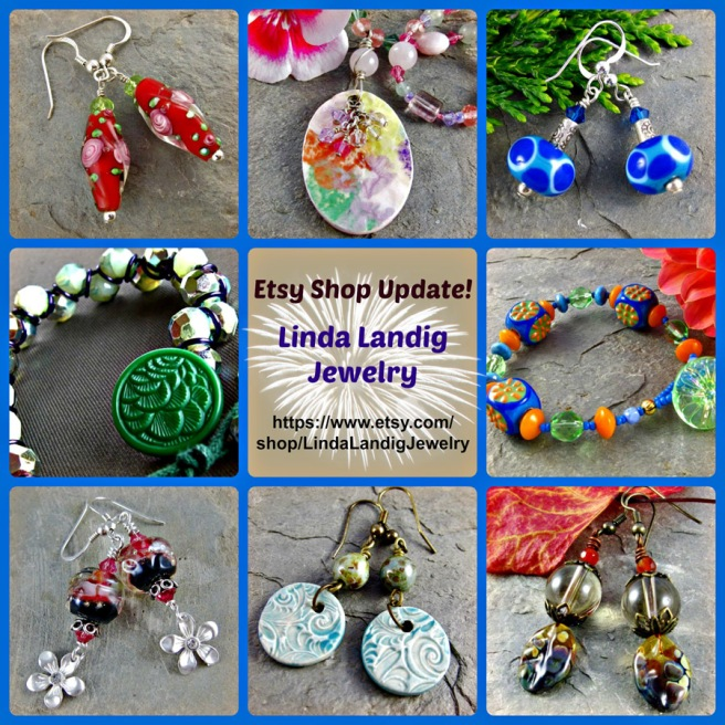 Linda Landig Jewelry on Etsy