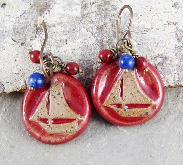 Sail Away Earrings