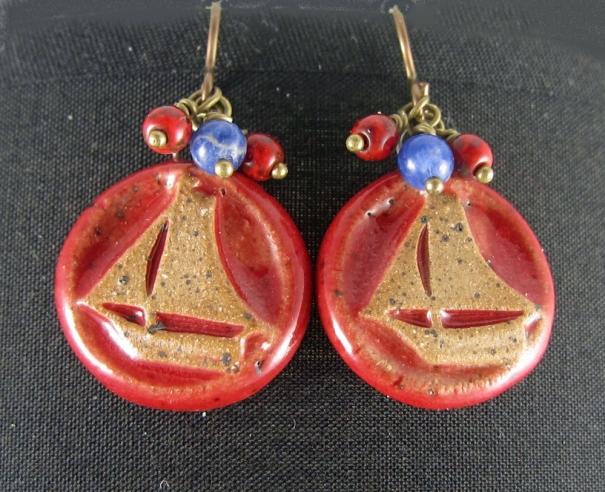 Sail Away Earrings 3