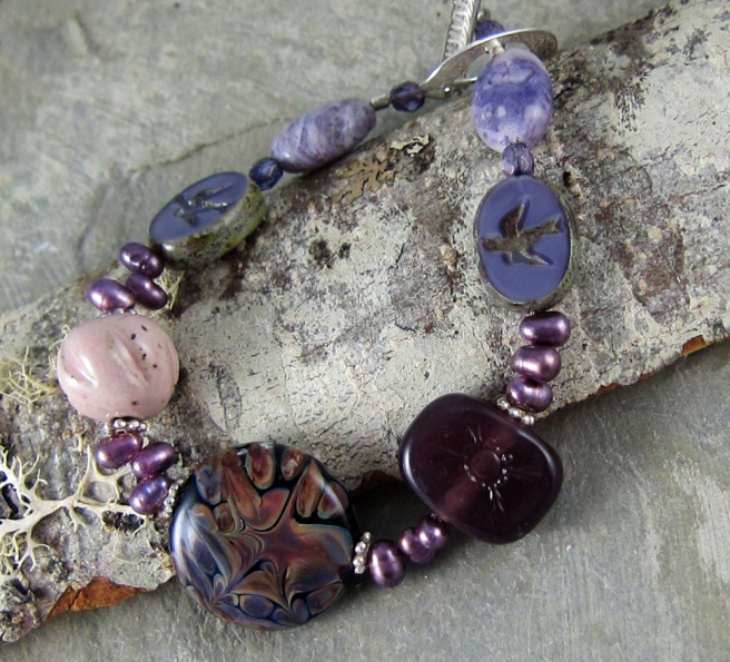 artisan jewelry by Linda Landig Jewelry