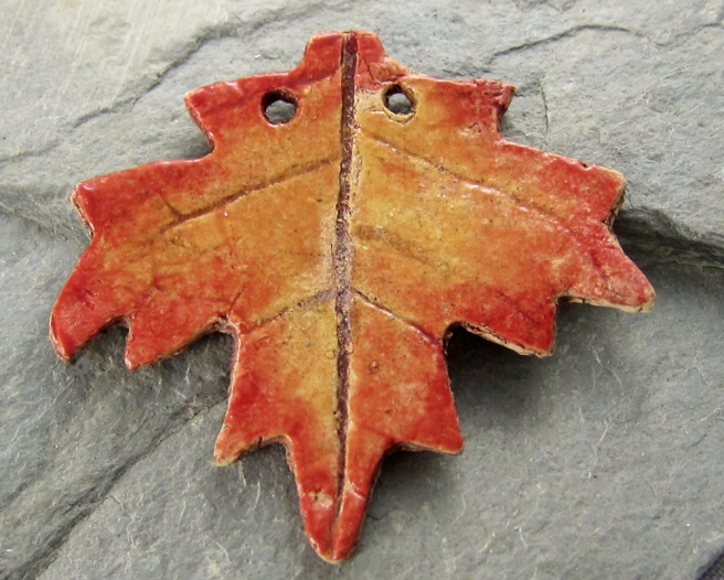 Autumn Splendor Leaf 1