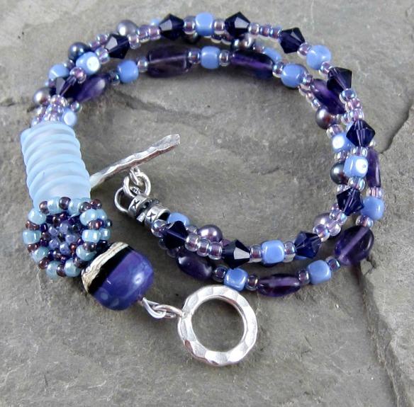 Iris Bouquet Bracelet 3