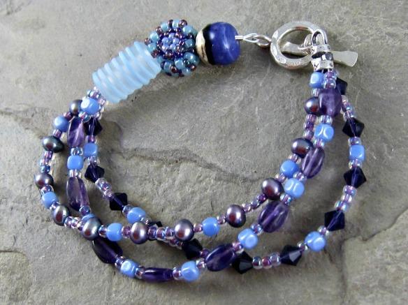 Iris Bouquet Bracelet 5