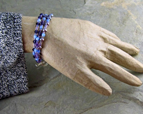 Iris Bouquet Bracelet 6