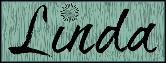 Linda cursive