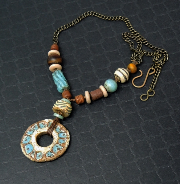 Forest Refuge Necklace 2