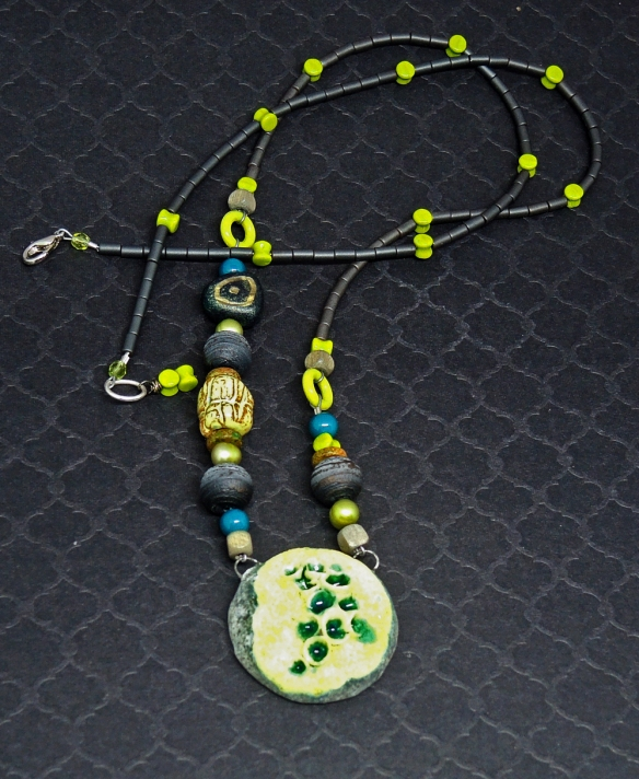 Lichen Necklace 4a