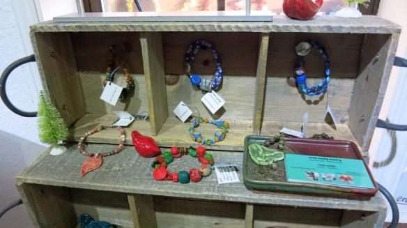Linda Landig bracelets at Gallery Boom
