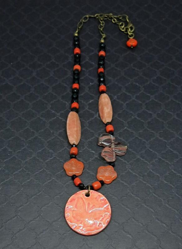 Coral Garden Necklace 1