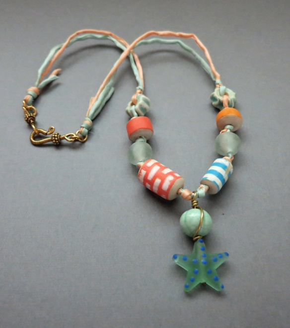 Sea Star Necklace 1