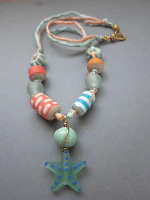 Sea Star Necklace 2