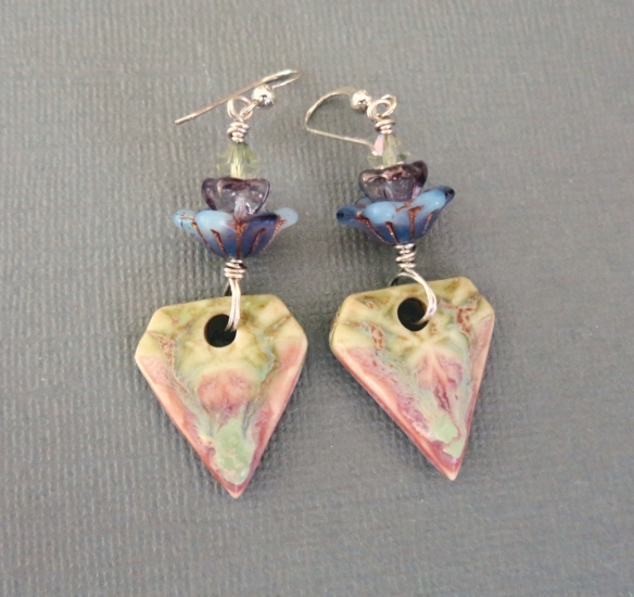 English Tea Garden Earrings 1a