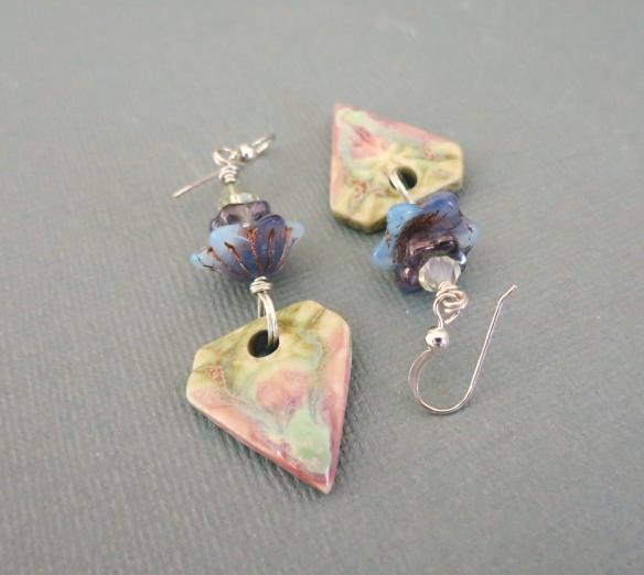 English Tea Garden Earrings 3a