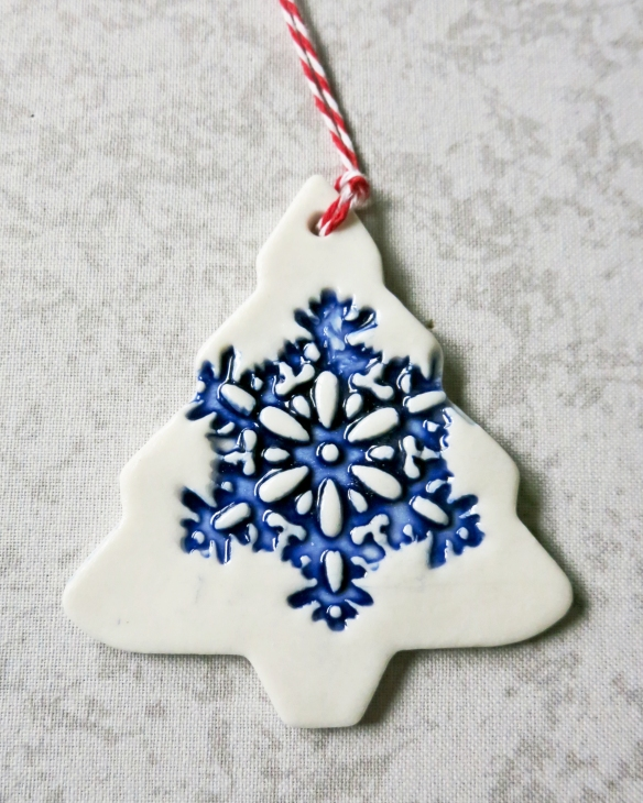 Christmas Ornament 1a