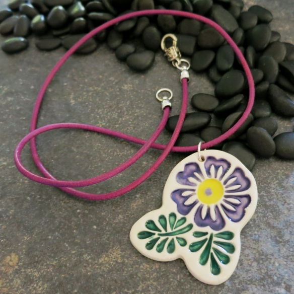 Big Bloom Necklace 2